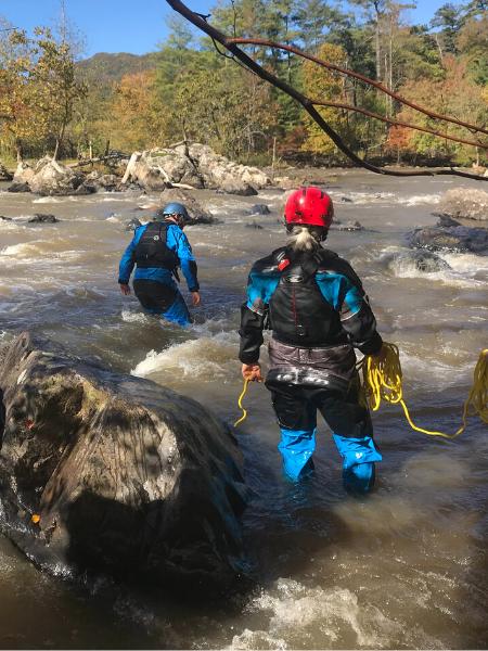 Golder Goldstein Swiftwater Rescue